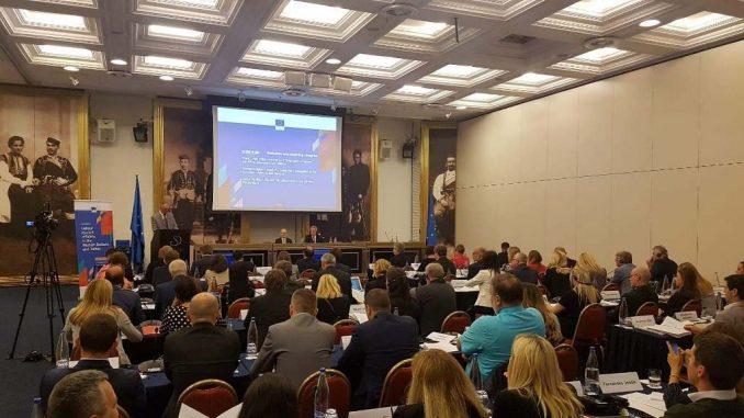 Konferencija eksperata na visokom nivou Reforme tržišta rada na Zapadnom Balkanu i Turskoj – Više radnih mjesta i boljih radnih mjesta za inkluzivni rast i prosperitet Budva, Crna Gora, 2-3.oktobar 2018.godine
