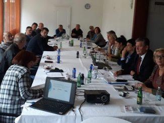 """Seminar na temu """" Kultura socijalnog dijaloga """", Livno, 24.10.2018. godine"""