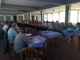 Zajednička konferencija Sindikata metalske industrije i rudarstva RS, Pokrajinske organizacije sindikata metalaca Srbije za Vojvodinu i IF Metal Švedska, Trebinje 18 - 20. oktobar 2018. godine