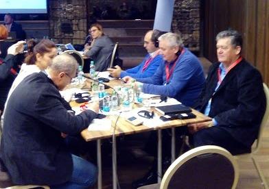 Семинар на тему конфликата и сензибилности према конфликтима, Трогир 10 - 12. октобар 2018. године