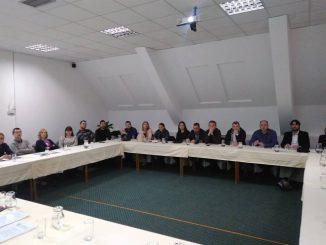 Seminar za članove Aktiva mladih i Aktiva žena Sindikata šumarstva, prerade drveta i papira Republike Srpske, Hajdučke vode, Borja, 24.11.2018.godine