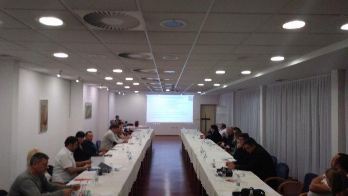 Форум синдиката трговине југоисточне Европе, Моравске Топлице, Словенија, 20.11.2018. године