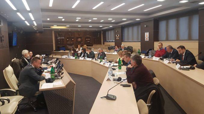 Будућност социјалног дијалога у промјењивом свијету рада региона западног Балкана, Београд 10 - 12. децембар