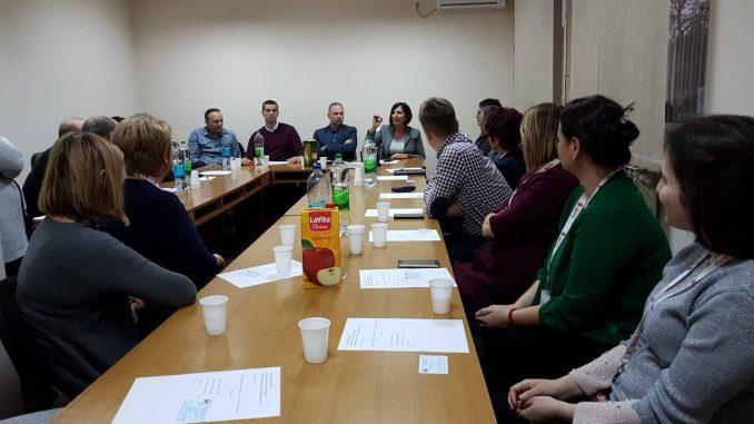 Проширена сједница Синдикалне организације Фонда за ПИО Филијала Добој, 05.12.2018. године
