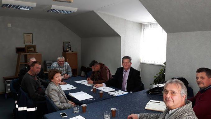 """Преговори синдиката и пословодства """" Метал """" Градишка"""