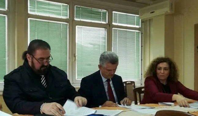 """Novim Kolektivnim ugovorom za zaposlene u JPŠ """" Šume Republike Srpske """" a.d. Sokolac poboljšana radnička prava"""