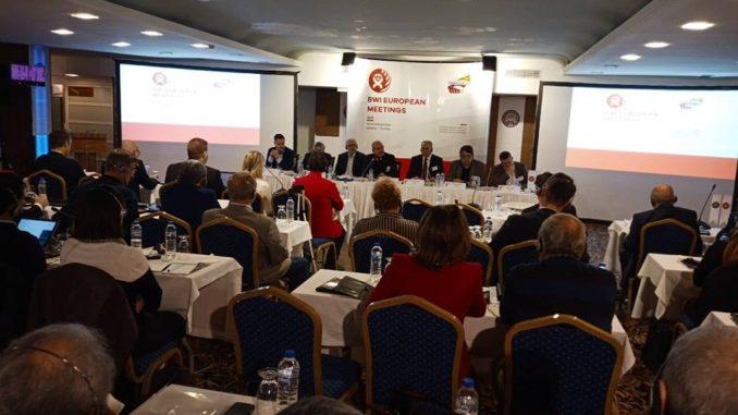 Европска регионална конференција Међународног синдиката грађевинарства и дрвне индустрије 13-14.децембар 2018. Адана, Турска