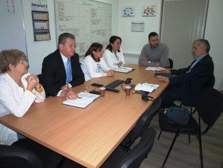 Predsjednik Peulić razgovarao sa novim direktorom i novom predsjednicom sindikata u 'Mehanizmima B' u Gradišci