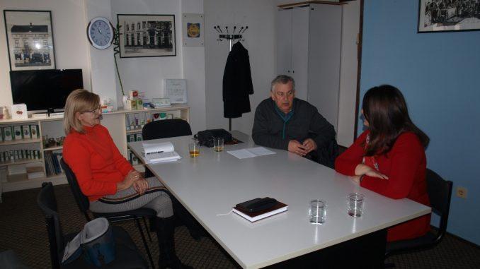 Активности у РСЦ Бањалука, између осталог одржани и састанци у ЈУ Дом здравља и ЈУ Апотека Градишка