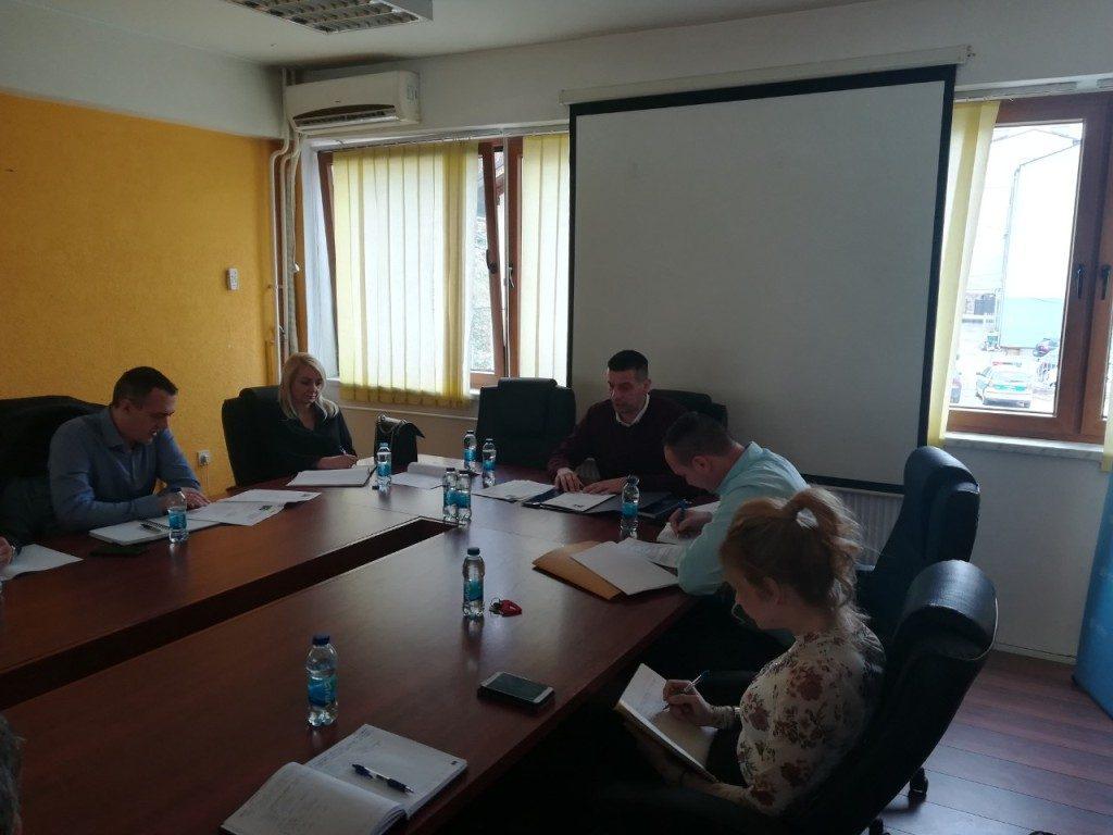 Договорене су и активности везане за припрему Скупштине Синдиката локалне самоуправе, управе и јавних служби Републике Српске.