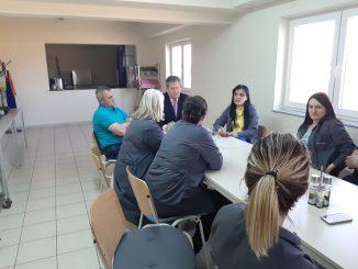 """Sjednica sindikalne organizacije """" Kolektori CCL """" u Srpcu"""