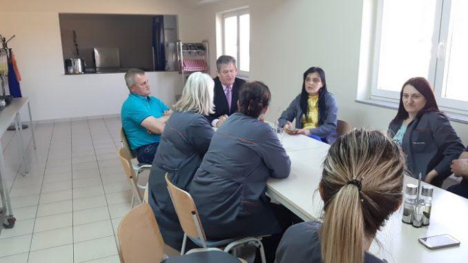 """Сједница синдикалне организације """" Колектори ЦЦЛ """" у Српцу"""