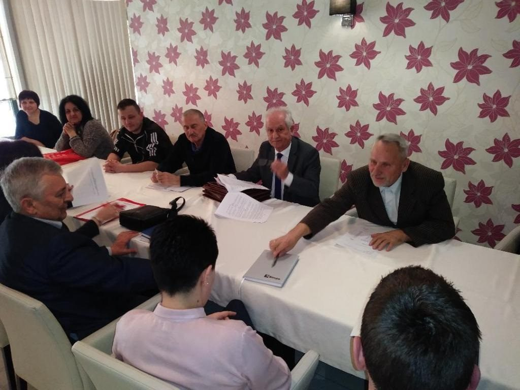 Seminar iz radno - pravne oblasti koga je održao Nebojša Bljajić, dipl. pravnik Službe za besplatnu pravnu pomoć SSRS iz RSC Doboj