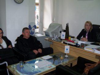 Синдикалци комуналних дјелатности Источне Херцеговине у акцији
