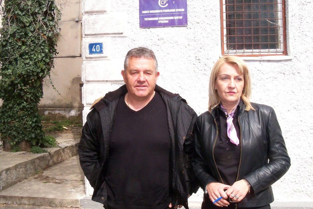 У раду састанка учествовала је и Драгана Врабичић, предсједник Синдиката радника грађевинарства и стамбено - комуналних дјелатности РС.