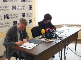 Потписан Меморандум - Протокол о сарадњи између Савеза синдиката Републике Српске и Европског добровољног пензијског фонда