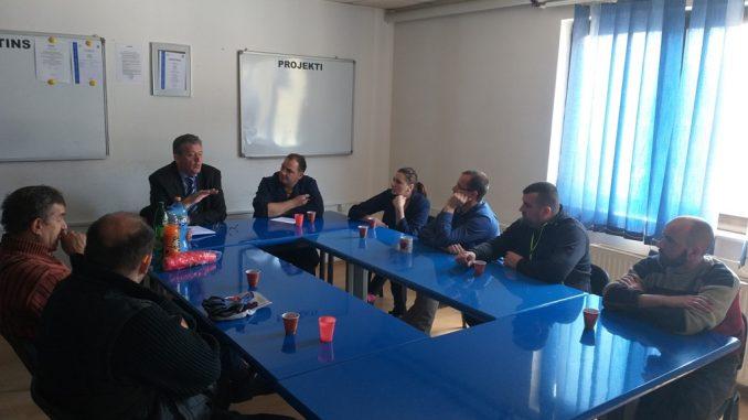 Проширена сједница синдикалног одбора Превент д.о.о. Сребреница