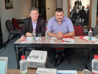 """Konferencija na temu """"Pravedna tranzicija: Sindikati zapadnog Balkana i njihova uloga u procesu"""" , Skoplje, 11-13.04.2019. godine"""