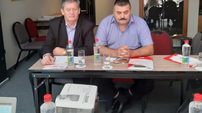 """Конференција на тему """"Праведна транзиција: Синдикати западног Балкана и њихова улога у процесу"""" , Скопље, 11-13.04.2019. године"""