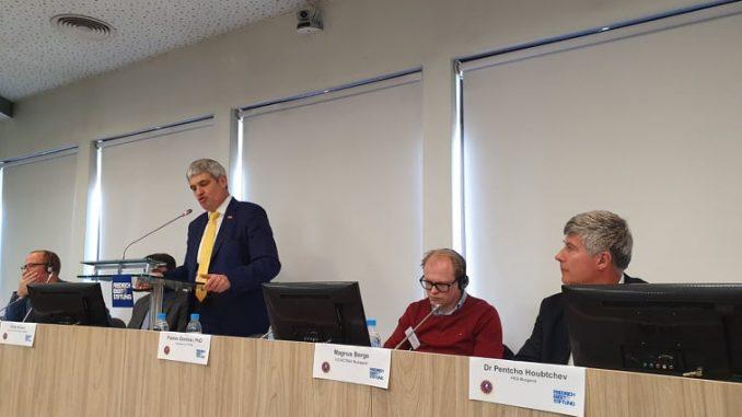 Међународна конференција поводом стогодишњице Међународне организације рада 22 и 23. април 2019. године, Софија