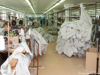 Текстилни радници у великим мукама