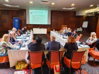 Informativna sesija Međunarodne organizacije rada na temu rodno-zasnovanog nasilja, Sarajevo,10.05.2019. godine