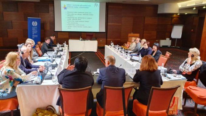 Информативна сесија Међународне организације рада на тему родно-заснованог насиља, Сарајево,10.05.2019. године