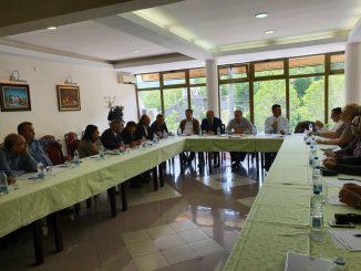 Rad ekonomsko-socijalnih savjeta na lokalnom nivou 20. i 21. maj 2019, Prolom Banja