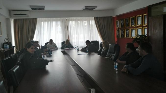 Sastanak Regionalnog odbora Sindikata radnika u građevinarstvu i stambeno - komunalnim djelatnostima Republike Srpske regije Birač