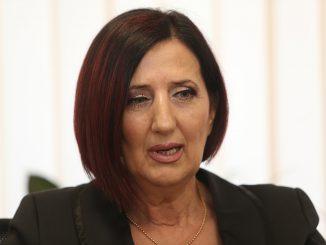 Predsjednica Saveza sindikata Republike Srpske Ranka Mišić razgovarala sa premijerom Radovanom Viškovićem