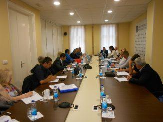 Информација са састанка Републичког одбора Синдиката правосуђа РС са представницима Министарства правде