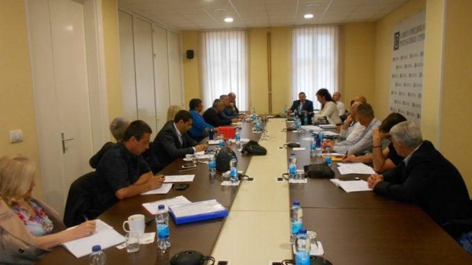 Informacija sa sastanka Republičkog odbora Sindikata pravosuđa RS sa predstavnicima Ministarstva pravde