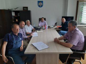 """Састанак синдикалног одбора """"КОСМОС"""" Бањалука са руководством предузећа"""