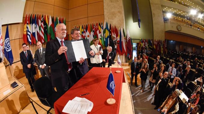 108. zasjedanje Međunarodne konferencije rada, usvojena Konvencija br. 190, i pripadajuća Preporuka, o suzbijanju nasilja i uznemiravanja u svijetu rada