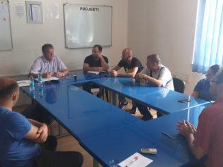 Sjednica sindikalnog odbora PREVENT d.o.o. Srebrenica u proširenom sastavu