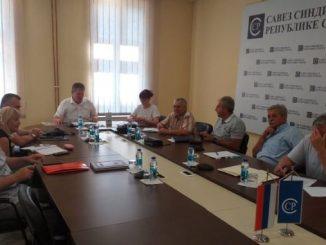 Do kraja avgusta inicijativa za potpisivanje granskih kolektivnih ugovora za radnike u privrediv
