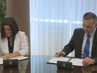 Потписан посебни колективни уговор за запослене у области унутрашњих послова Републике Српске (Фото РТРС)