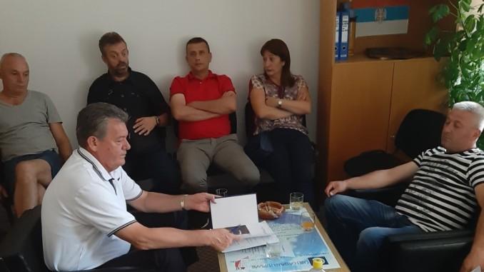 """Проширена сједница Синдикалног одбора """"SWISSLION"""" ИАТ Требиње"""