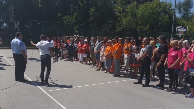 Počeli Drugi sportski susreti Sindikata obrazovanja, nauke i kulture Republike Srpske