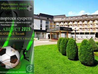 Sutra počinju Drugi sportski susreti Sindikata obrazovanja, nauke i kulture Republike Srpske