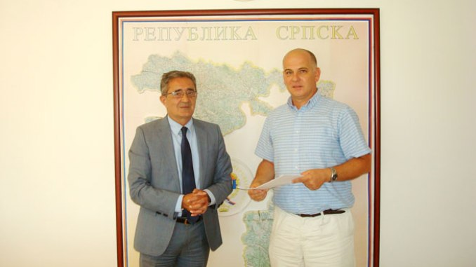 Potpisan Posebni kolektivni ugovor za zaposlene u oblasti pravosuđa ( Foto RTRS )