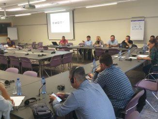 Састанак службеника за комуникације Паневропског регионалног савјета (PERC), Брисел, 02. и 03. септембар 2019. године