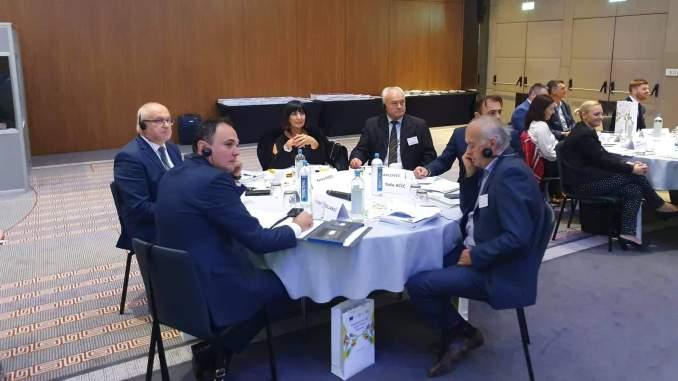 Članovi Ekonomsko-socijalnog savjeta Republike Srpske u Skoplju
