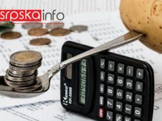 """Трошкови живота """"појели"""" примања - Већина радника у Српској сања просјечну плату"""