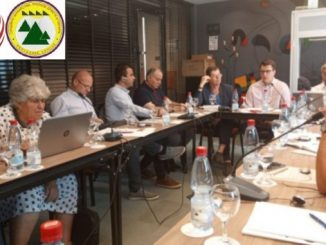 Једнодневни састанак Групе 10 BWI-а у Скопљу, Сјеверна Македонија, 04.09.2019 године