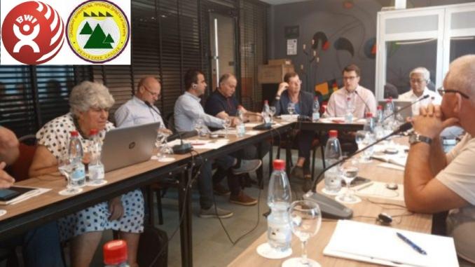 Jednodnevni sastanak Grupe 10 BWI-a u Skoplju, Sjeverna Makedonija, 04.09.2019 godine