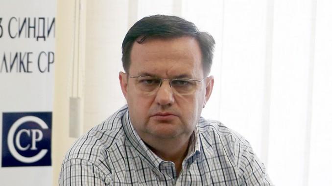 Danko Ružičić za RTRS: Neophodno što prije izmijeniti Zakon o radu