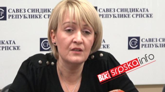 Dragana Vrabičić za Blic: Nisu radnici krivi za koverte na gradilištima