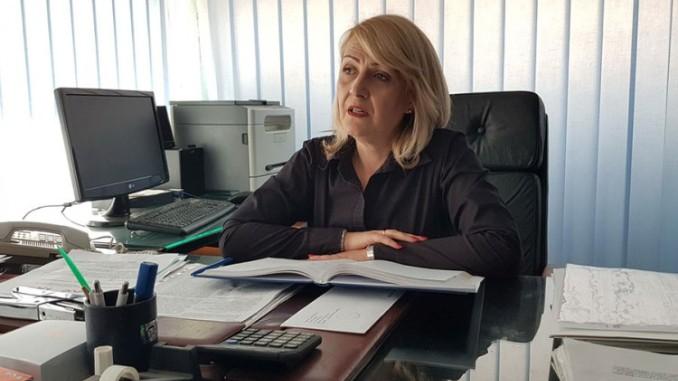 Dragana Vrabičić za Nezavisne novine: Niko ne završi u zatvoru zbog pogibije radnika (FOTO www.nezavisne.com)