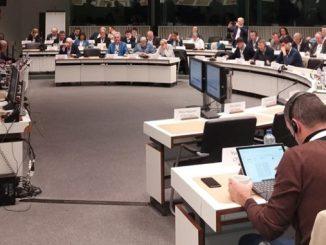 14.сједница Извршног одбора Пан-европског регионалног синдикалног вијећа